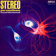 AMIGA Studio Orchester & Gerd Michaelis-Chor - Stereo Par Excellence (Tausend Takte Tanzmusik)