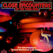 The Interplanetary Sound Workshop & Orchestra - Music From Close Encounters Of The Third Kind