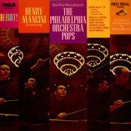 Henry Mancini Conducting The First Recording Of The Philadelphia Orchestra - Debut! - Henry Mancini Conducting The First Recording Of The Philadelphia Orchestra Pops