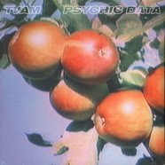 TVAM - Psychic Data Orange Vinyl Edition