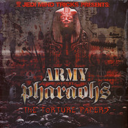 Army Of The Pharoahs - The Torture Papers Remastered Gold Vinyl Edition