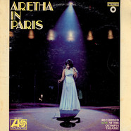 Aretha Franklin - Aretha In Paris