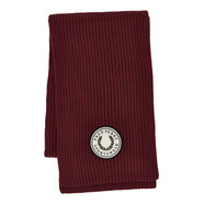 Fred Perry - Ribbed Cotton Scarf