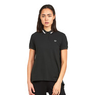 Fred Perry - Pleated Back Pique Shirt