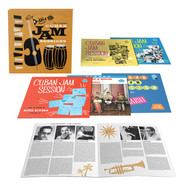 V.A. - The Complete Cuban Jam Sessions Limited LP Box