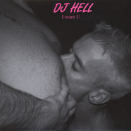 DJ Hell - I Want U Remixes #2 Pink Vinyl Edition