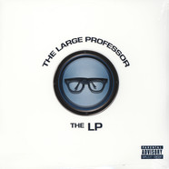 Large Professor, The - The LP Official Special Limited Transparent Blue Colored Vinyl Edition
