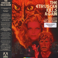 V.A. - OST Etruscan Kills Again Transculent Orange Vinyl Edition