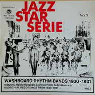 The Washboard Serenaders, Five Rhythm Kings, Washboard Rhythm Kings, The Rhythm Kings - Washboard Rhythm Bands 1930-1931 Vol. 1