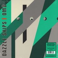 Orchestral Manoeuvres In The Dark aka OMD - Dazzle Ships Half Speed Mastered Vinyl Edition