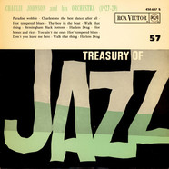Charlie Johnson & His Orchestra - Charlie Johnson & His Orchestra (1927-1929) treasury of jazz N°57