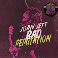 Joan Jett - OST Bad Reputation Transculent Yellow Vinyl Edition