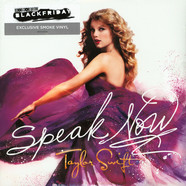 Taylor Swift - Speak Now Smoke Colored Vinyl Edition
