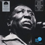 Muddy Waters - More Muddy Mississippi Waters Live