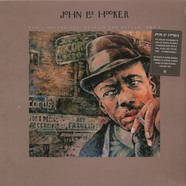 John Lee Hooker - Early Recordings: Detroit And Beyond Volume 1