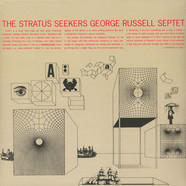 George Russell Septet - The Stratus Seekers Clear Vinyl Edition