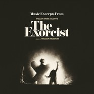National Philharmonic Orchestra - OST The Exorcist Blue With Black Smoke Colored Vinyl