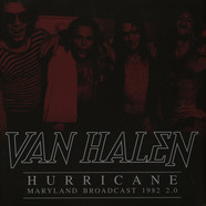 Van Halen - Hurricane - Maryland Broadcast 1982 2.0 Colored Vinyl Edition