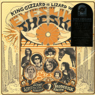 King Gizzard & The Lizard Wizard - Eyes Like The Sky Colored Vinyl Edition