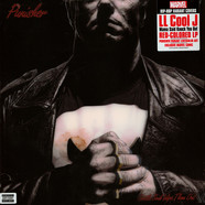 LL Cool J - Mama Said Knock You Out Limited Deluxe Marvel Edition Opaque Red Vinyl