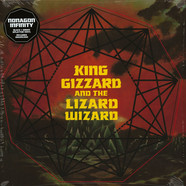 King Gizzard & The Lizard Wizard - Nonagon Infinity Black Green Splatter Vinyl Edition