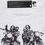 Ccr (Creedence Clearwater Revival) - Studio Albums Collection Box Set