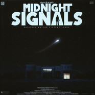Starcadian - Midnight Signals White Vinyl Edition W/ Black & Blue Splatter