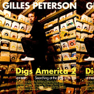 Gilles Peterson - Gilles Peterson Digs America 2 - Searching At The End Of An Era