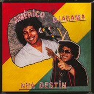 Americo Brito And Djarama - Nha D'stine