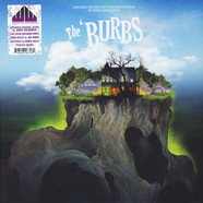 Jerry Goldsmith - OST The Burbs Suburban Sky Colored Vinyl Edition