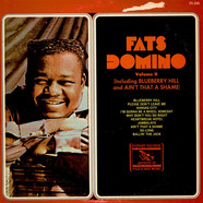 Fats Domino - Volume II (Including Blueberry Hill And Ain't That A Shame)