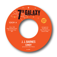 J J Barnes - Candy / Your Precious Love