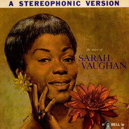 Sarah Vaughan - The Voice Of Sarah Vaughan