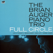 Brian Auger Piano Trio, The - Full Circle - Live At Bogie's