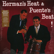 Woody Herman & Tito Puente - Herman's Heat & Puentes Beat Gatefold Sleeve Edition