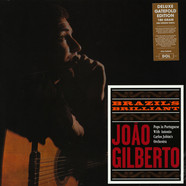 Joao Gilberto - Brazil's Brilliantgatefold Sleeve Edition