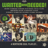 V.A. - Wanted And Needed / A Northern Soul Playlist...