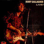 Rory Gallagher - Rory Gallagher Live!