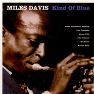 Miles Davis - Kind Of Blue Blue