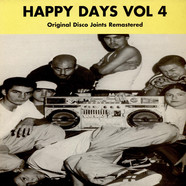 V.A. - Happy Days Vol. 4 - Original Disco Joints Remastered
