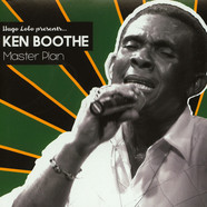 Ken Boothe - Master Plan (Produced By Hugo Lobo)