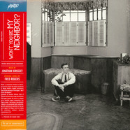 Jonathan Kirkscey - OST Won't You Be My Neighbor Green Vinyl Edition