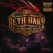 Beth Hart - Live At The Royal Albert Hall Black Vinyl Edition