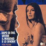 Piero Piccioni - Right Or Wrong / Onace And Again Blue Label And Sleeve Edition