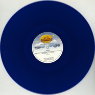 Visnadi - Racing Track Maceo Plex Edit Transparent Blue Vinyl Edition