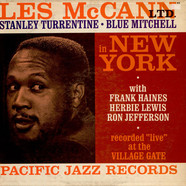 Les McCann Ltd. • Stanley Turrentine • Blue Mitchell with Frank HaynesHerbie LewisRon Jefferson - Les McCann Ltd. In New York (Recorded