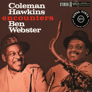 Coleman Hawkins & Ben Webster - Coleman Hawkins Encounters Ben Webster