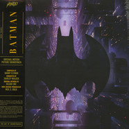 Danny Elfman - Batman (1989 Original Motion Picture Score)