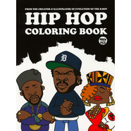 Mark 563 - Hip Hop Coloring Book
