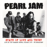 Pearl Jam - State Of Love And Trust Live At The Cabaret Metro Chicago 1992